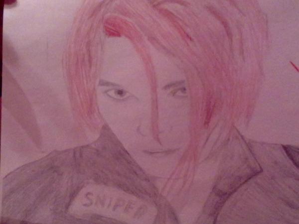 Gerard Way por one_x